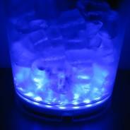 Light Up Ice Bucket Blue - Wholesale 3
