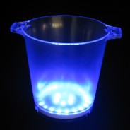 Flashing Ice Bucket Blue 5