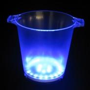 Light Up Ice Bucket Blue - Wholesale 4