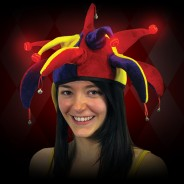 Flashing Jester Hat 1