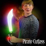 Pirate Cutlass Sword 1