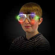 Light Up Shutter Shades 3