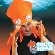 Light Up Squid Hat 2