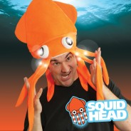 Flashing Squid Hat Wholesale 2