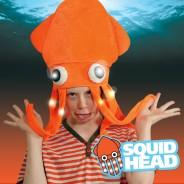 Light Up Squid Hat 1