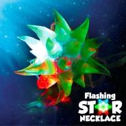 Flashing Star Necklaces Wholesale 2
