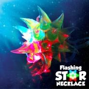 Flashing Star Necklaces Wholesale 3