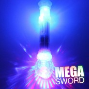 Flashing Mega Sword with Ball Wholesale 3