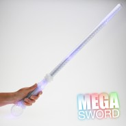 Flashing Mega Sword with Ball Wholesale 7