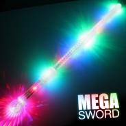 Flashing Mega Sword with Ball Wholesale 2