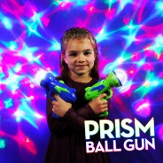 Light Up Prism Gun 1