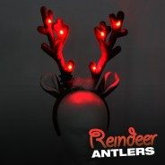 Reindeer Antler Headband Wholesale 3