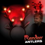 Reindeer Antler Headband Wholesale 4