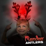 Reindeer Antler Headband Wholesale 1