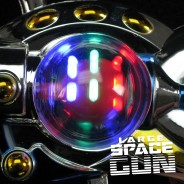 Light Up Space Guns Large 3