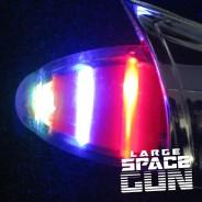 Light Up Space Guns Large 4