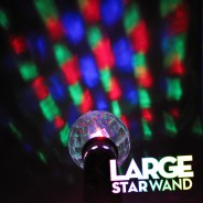 Large Flashing Star Wand Wholesale 3