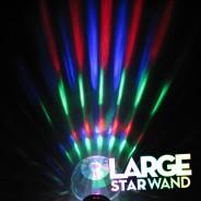 Large Flashing Star Wand Wholesale 7