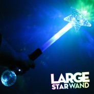 Large Flashing Star Wand Wholesale 9