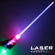 Multicolour Laser Sword Wholesale 2
