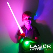 Multicolour Laser Sword Wholesale 5