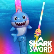 Light Up Shark Sword Wholesale  3