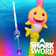 Light Up Shark Sword 4