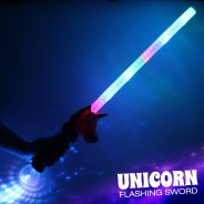 Light Up Unicorn Sword 7