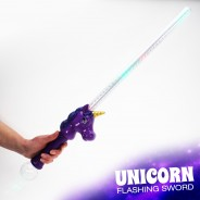 Light Up Unicorn Sword 10