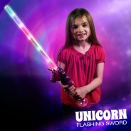 Light Up Unicorn Sword 6
