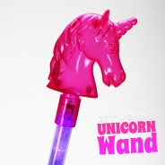 "20"" Flashing Unicorn Wand Wholesale 6"