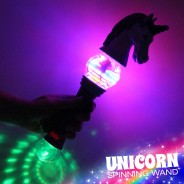 Light Up Unicorn Spinner 5