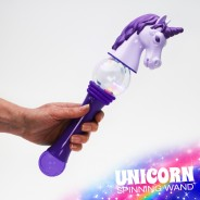 Light Up Unicorn Spinner 8