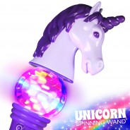 Light Up Unicorn Spinner 7
