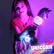 Flashing Unicorn Spinner Wholesale 2