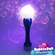 Light Up Bubble Ball Wand 2