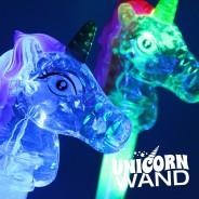 Large Light Up Unicorn Wand 10