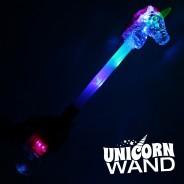 Large Light Up Unicorn Wand Wholesale 10