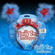 Furry Star Head Boppers Wholesale 3