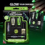 Glow in the Dark Ultimate Make Up Kit  1