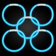 Glow Bracelets 17 Blue glow bracelets