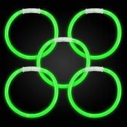 Glow Bracelets 12 Green glow bracelets