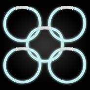 Glow Bracelets 14 White glow bracelets