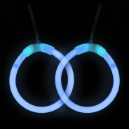 Glow Hoop Earrings 3