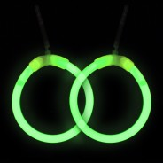 Glow Hoop Earrings 1