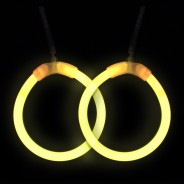 Glow Hoop Earrings 5