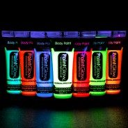 Glow in the Dark Body Paint 1