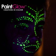 Glow in the Dark Body Paint 2