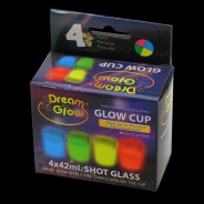 Glow Shot Glasses (4 Pack) 2