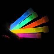 """6"""" Inch Glow Sticks 9"""